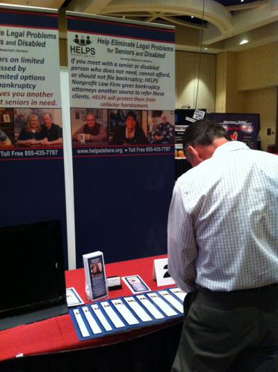 2012 NACBA_Frank browsing vendors