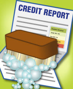 fix credit report
