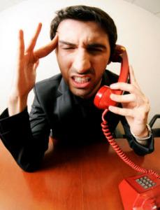 stop calls