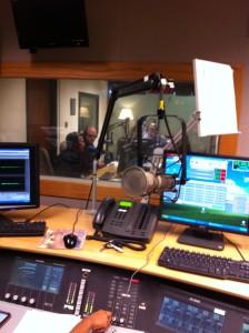 MPB Radio Booth